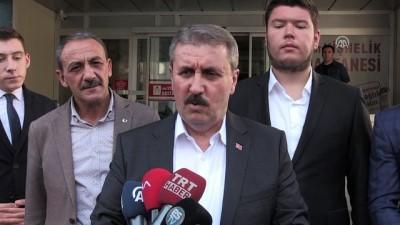 Destici: 'Kulun, kula karşı işlediği suçlarda genel bir aftan yana değiliz' - ESKİŞEHİR