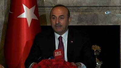 """- Dışişleri Bakanı Çavuşoğlu: """"Artık ABD ile ilişkilerimizde topu taca atma döneminin bitmesi lazım"""""""