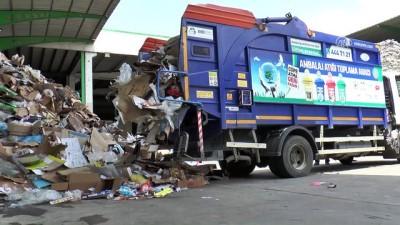 Diyarbakır 'sıfır atık' dedi ekonomiye değer kattı