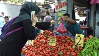 Elazığ Kapalıçarşı'da Ramazan bereketi