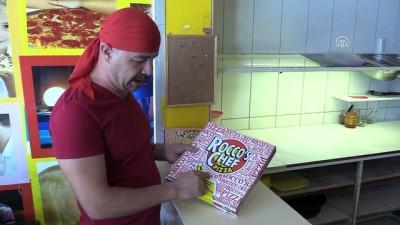 Hijyen için 'kilitli pizza kutusu' - MERSİN