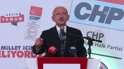 Kılıçdaroğlu STK temsilcileriyle buluştu - ANKARA