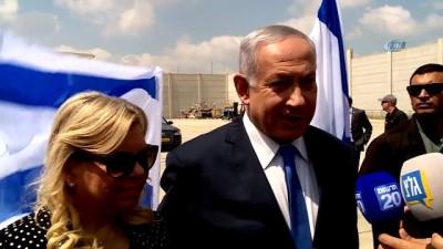- Netanyahu, Merkel ile görüştü