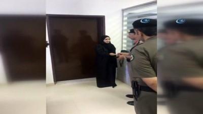 - Suudi Arabistan'ın ilk kadın sürücüsü