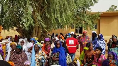 yardim kampanyasi - Türk Kızılayından Senegal'deki 7 bin aileye ramazan yardımı - DAKAR