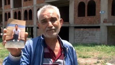Adana'nın başına bela olan binadan vatandaşlar şikayetçi
