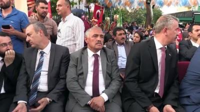 Bakan Arslan: 'Bu topraklar, bu coğrafya çok kıymetli' - NİĞDE