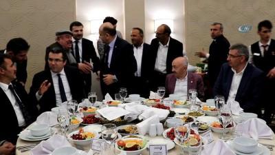 """Başbakan Yardımcısı Işık: """"Fırtınalı denizde Türkiye olarak yol alıyoruz"""""""