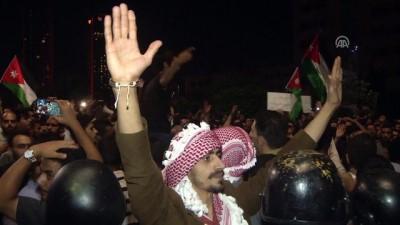 Başbakanın istifasına rağmen Ürdün'de protestolar durulmuyor - AMMAN
