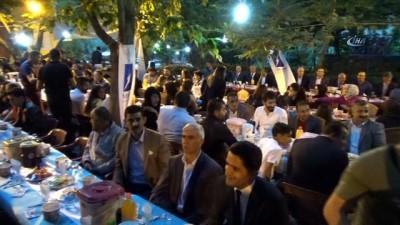 Hakkari Vedaş'tan personeline iftar yemeği