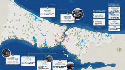 İSKİ'den İstanbul'a çevre yatırımları