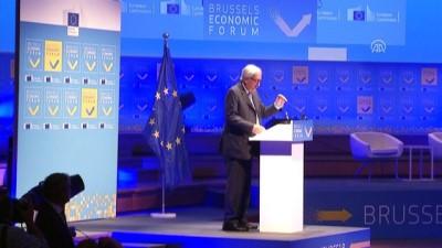 Juncker: 'İtalya, Avrupa ve avronun kalbinde yer alıyor' - BRÜKSEL