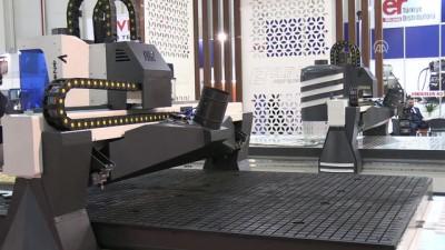 Konya'dan 10 ülkeye ahşap işleme makinesi ihracatı