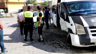 Minibüs ile otomobil çarpıştı: 6 yaralı - ADIYAMAN