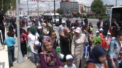 Sivas'ta Çevre Günü kutlandı