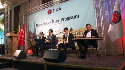 TİKA'dan Üsküp'te iftar - MAKEDONYA