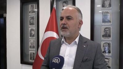 Türk Kızılayı ramazanda 10 milyon insana ulaşacak - KAYSERİ