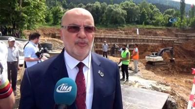 AK Parti Milletvekili adayı Ahmet Yelis:'Bursa'da açık pazar alanı kalmayacak'