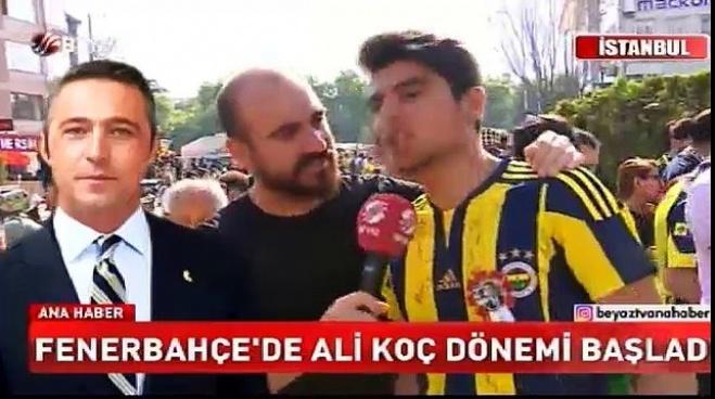 fenerbahce - Ali Koç ve yönetimi mazbatasını aldı
