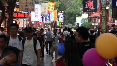 Çin'de ramazan lezzetlerinin adresi 'Müslüman caddesi' - ŞİAN