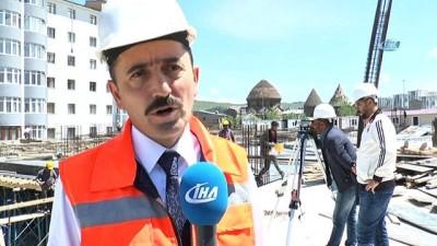 Doğu Anadolu'nun en büyük Arkeoloji Müzesi Erzurum'da yapılıyor
