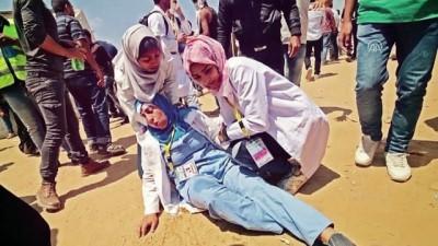 Gazzeli hemşire Rezzan en-Neccar için ezgi bestelendi - İSTANBUL