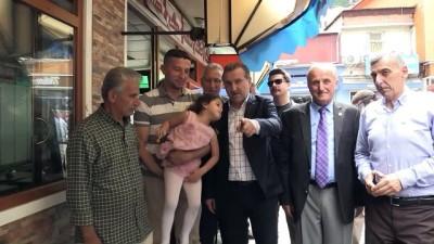 Gençlik ve Spor Bakanı Osman Aşkın Bak Rize'de