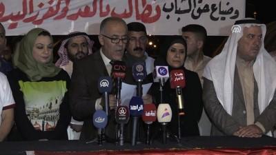 Kerkük'te Araplar iç savaştan endişeli