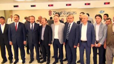 maneviyat -  Kırıkkale teşkilatlarından Erdoğan'a anlamlı destek