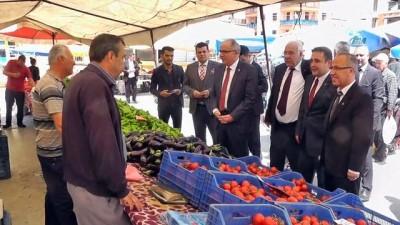 """MHP Genel Başkan Yardımcısı Kalaycı: """"Çiftçimizin yüzünü güldüreceğiz"""""""