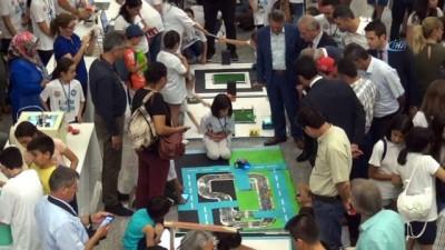 Muğla'da Robot Kodlama şenliği düzenlendi