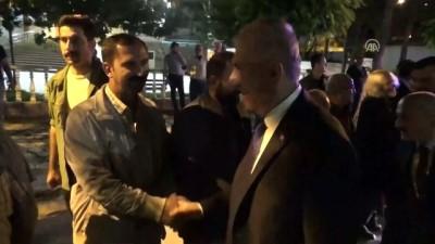 Sağlık Bakanı Demircan: 'Cumhurbaşkanı ile meclis aynı zihinde olursa işimiz kolaylaşır' - AMASYA
