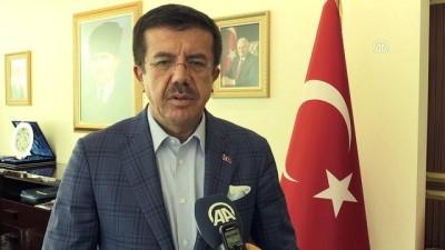Zeybekci: 'Enflasyonla mücadele birinci önceliğimiz' - DENİZLİ