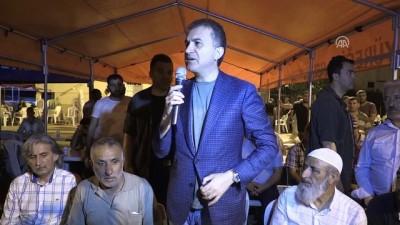 AB BakanıÇelik: 'Ülkemize göz diken teröristlere yaşadıkları yeri dar edeceğiz' - ADANA