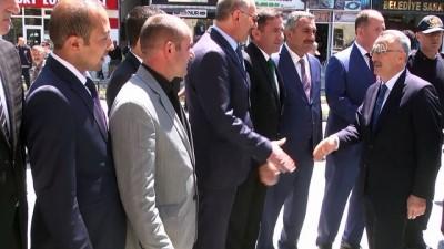 Ağbal: 'Bütün kamuda çalışan kardeşlerimizin maaşları 13 Haziran'da hesaplarına yatacak' - BAYBURT