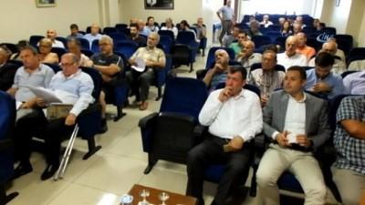 Balıkesir'de zeytinciliğin sorunları vekil adaylarına anlatıldı