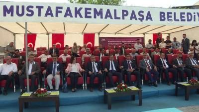Başbakan Yardımcısı Çavuşoğlu: 'Bu millet, paşasının apoletlerinin sökülmesi tehdidini sana yedirir' - BURSA