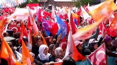"""Başbakan Yıldırım: """"Bu PKK bölücü terör örgütünün Kürt kardeşlerimle ilgili bir derdi yok"""" - ARDAHAN"""