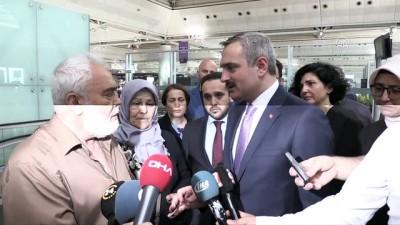 Gümrük kapılarında oy kullanılması - AK Parti İstanbul İl Başkanı Şenocak - İSTANBUL