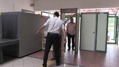 Gümrük kapılarında oy verme işlemi - ZONGULDAK