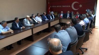 """MHP Genel Başkan Yardımcısı Kalaycı: """"Esnafın vergi ve prim yükünün düşürülmesi lazım"""""""