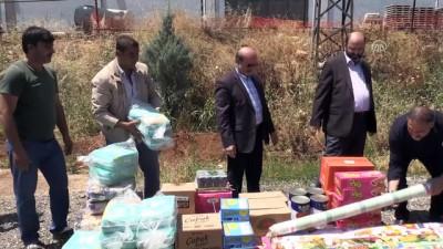 Şanlıurfa'dan Afrin'e insani yardım - ŞANLIURFA