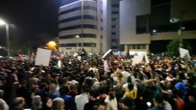 - Ürdün'de protestolar devam ediyor: 1 polis yaralandı