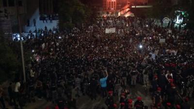 Ürdün'de protestolar devam ediyor - AMMAN