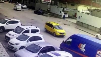 15 ilden 26 suç kaydı bulunan şüpheli Bursa'da yakalandı - BURSA