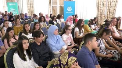 Arnavutluk'ta 'Kardeşliğin Hikayesi' yarışması - TİRAN