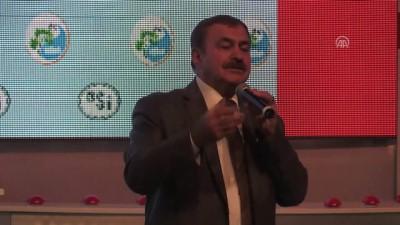 Bakan Eroğlu: 'Türkiye'yi 10 büyük ekonominin içine taşıyacağız' - KİLİS