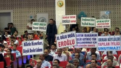 """Bakan Eroğlu: """"Türkiye'yi biz 14-15 yılda 3,7 kat büyüttük, yaklaşık 4 misli büyüttük"""""""