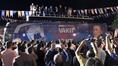 Bakan Gül: 'Karşımızdaki ittifakın adı yıkım ittifakıdır' - GAZİANTEP