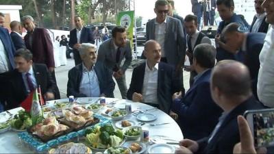 """Bakan Süleyman Soylu"""" Artık makus tarihine sığınan bir Türkiye yok"""""""